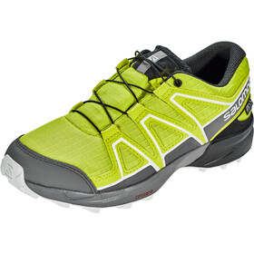 Salomon Speedcross CSWP Shoes Kids evening primrose/quiet shade/black
